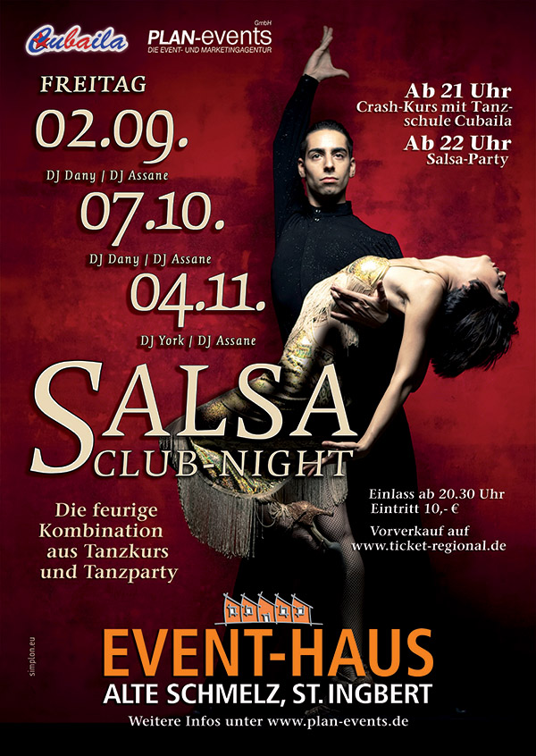 Salsa Club Night